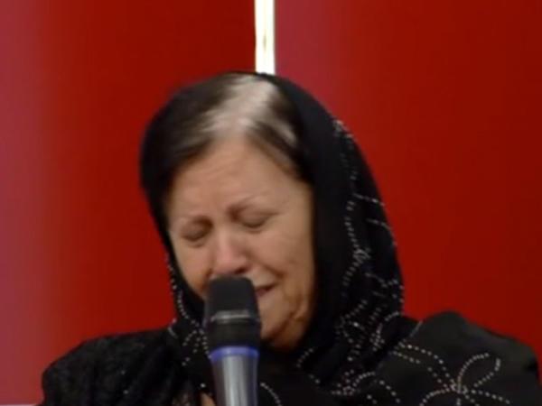 """Nağılbazın anası: """"Ölümündən bir gün qabaq məni öpdü və dedi ki..."""""""