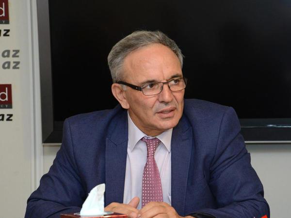 """Əflatun Amaşov: """"Ermənistan sabitliyi pozacaqsa, layiqli cəzasını alacaq"""""""