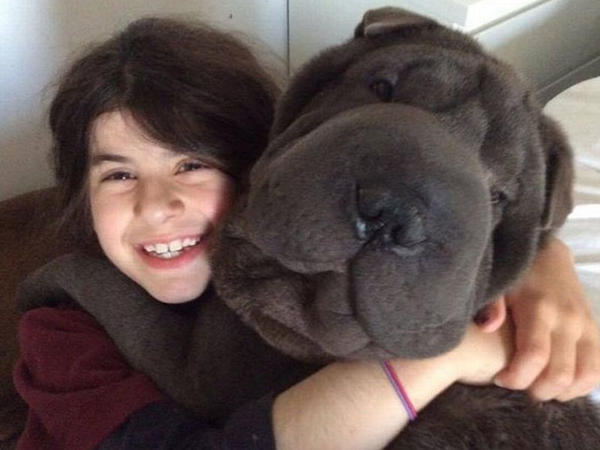 9 yaşlı qız biskvit yeyib öldü - FOTO
