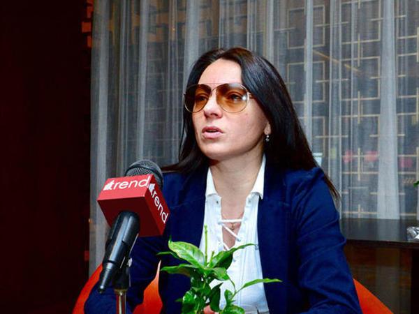 """Mariana Vasileva: """"Bolqarıstandakı dünya çempionatı Azərbaycan milli komandası üçün çox uğurlu oldu"""""""