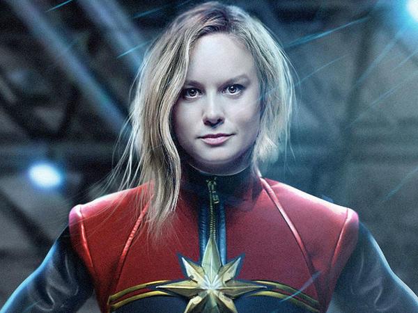 'Captain Marvel' filminin ilk traileri yayımlandı - VİDEO