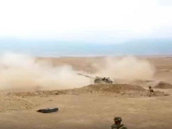Azərbaycan Ordusunun genişmiqyaslı təlimləri davam edir - VİDEO