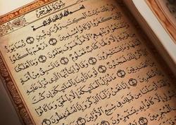 """""""Bismillah"""" sanki Allahın nişanıdır"""