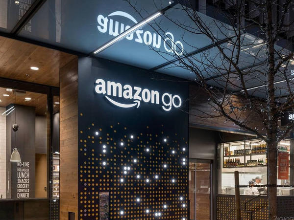 """""""Amazon"""" 3 min kassirsiz mağaza açacaq - VİDEO"""