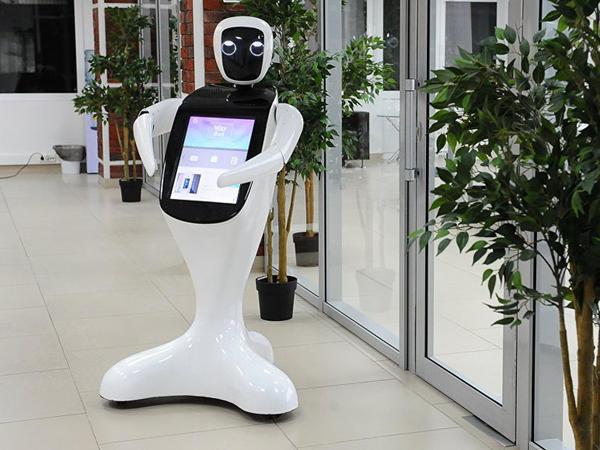 Rostov zooparkında robot-kassir işə başlayıb