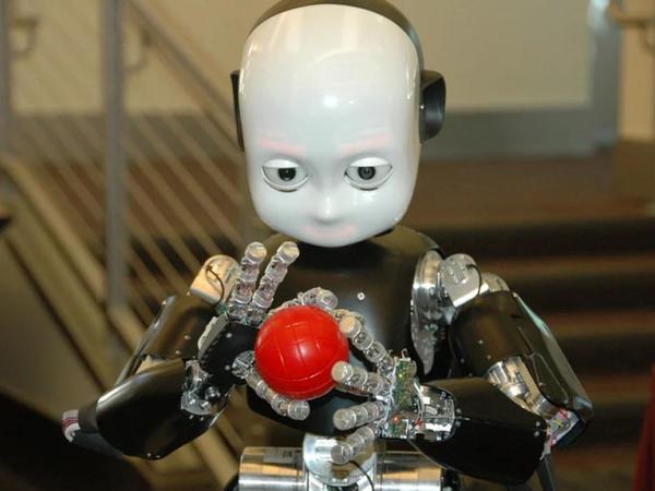 """Şirin və dəhşətli robot - <span class=""""color_red"""">iCub</span>"""