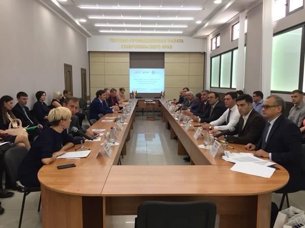 Rusiyalı iş adamları Azərbaycanda tərəfdaş axtarırlar - FOTO