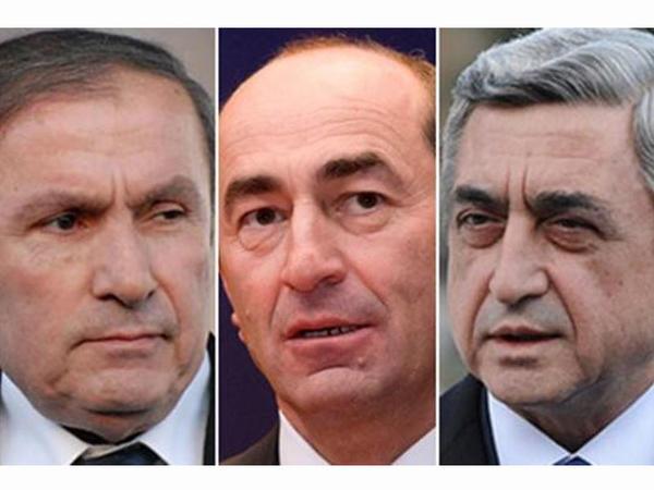 Ermənistanın keçmiş prezidentləri bayram tədbirlərinə dəvəti qəbul etməyiblər