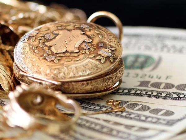 Müsadirə edilmiş qızıl əşyalar hərraca çıxarıldı