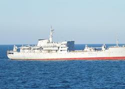 """Ukrayna hərbi gəmiləri Rusiyanın xüsusi iqtisadi zonasına daxil oldular - <span class=""""color_red"""">VİDEO</span>"""