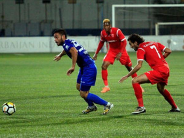 İsraildə doğulan futbolçu Azərbaycan millisində oynamaq istəyir