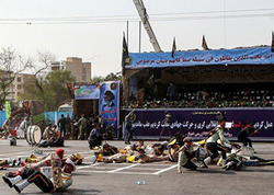 İranda terror hücumunda şübhəli bilinənlər saxlanılıblar