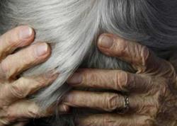 BAKIDA ŞOK OLAY: Qohumu maska taxıb 76 yaşlı qadını... - VİDEO