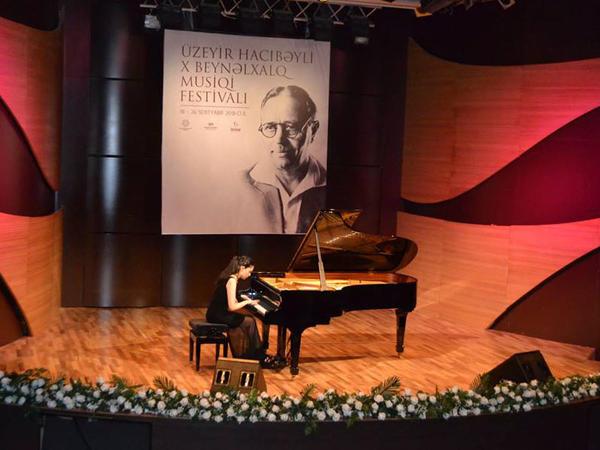 Muğam Mərkəzində fortepiano musiqisi axşamı keçirilib - FOTO