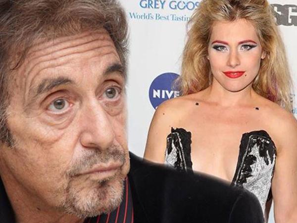 """Al Pacino özündən 39 yaş kiçik aktrisayla sevgilidir - <span class=""""color_red"""">FOTO</span>"""