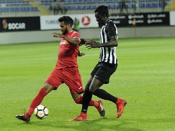 Braziliyalı futbolçu Azərbaycan çempionatının tarixinə düşdü