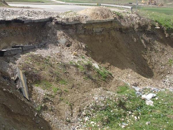 Abşeron yarımadasındakı sürüşmə zonalarının son vəziyyəti açıqlandı