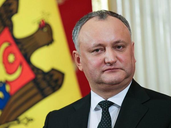 Moldova prezidenti vəzifəsindən müvəqqəti kənarlaşdırıldı