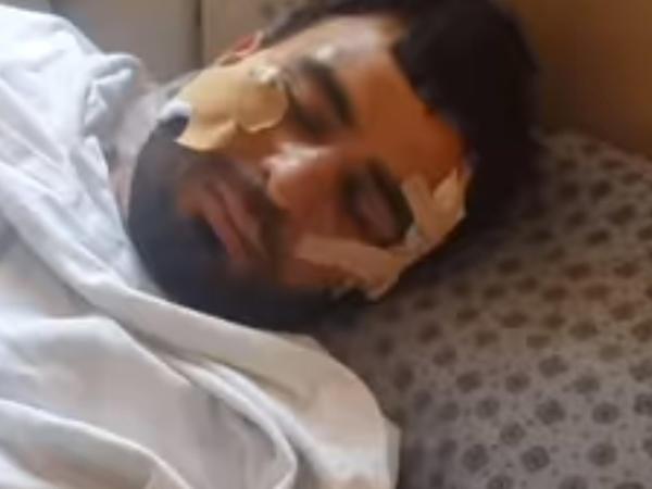 Sumqayıtda kütləvi dava: 2 nəfər bıçaqlandı - VİDEO