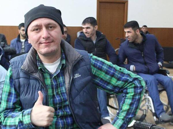 """Paralimpiya idmançısı kömək istəyir: """"Müalicə olunmasam, gücüm tamamilə tükənə bilər"""" - FOTO"""