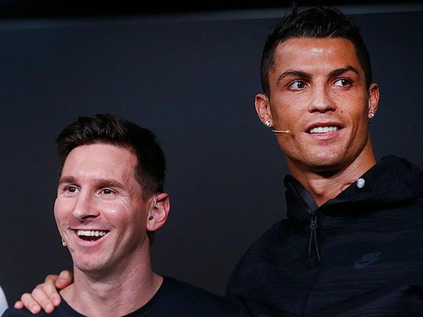 Messi ilk dəfə Ronalduya səs verib