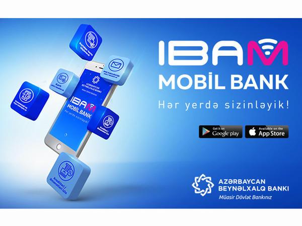 Azərbaycan Beynəlxalq Bankının IBAm və IBAnking xidmətlərinə yeni funksiyalar əlavə olundu