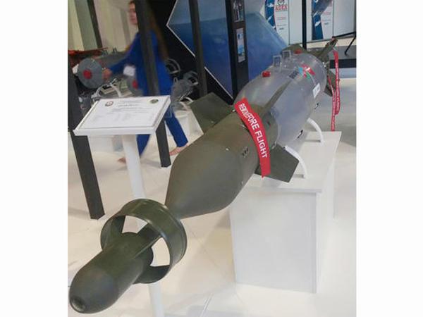 Azərbaycan yeni aviasiya bombası istehsalına başlayıb - FOTO