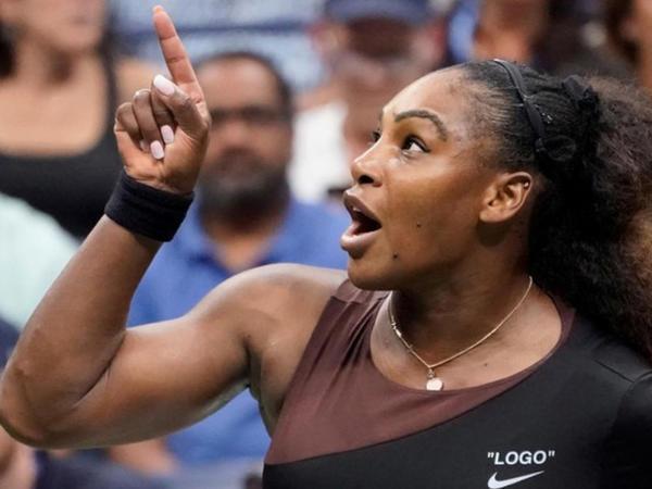 Serena Uilyams məşqçisini yalan danışmaqda ittiham edib
