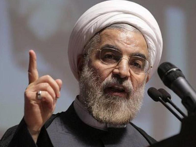 """Ruhani: """"Amerikalılar nə qədər böyük səhv etdiklərini başa düşmədilər"""