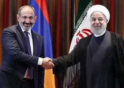 Paşinyan Nyu-Yorkda Ruhani ilə görüşdü