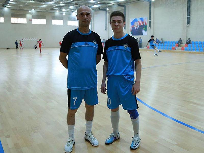 Azərbaycan futzalında daha bir ilk -