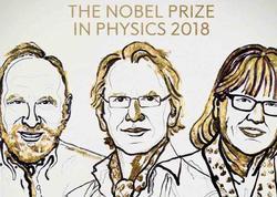 """Fizika üzrə Nobel mükafatı <span class=""""color_red"""">onlara verildi - YENİLƏNİB - FOTO</span>"""
