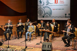X Beynəlxalq Uşaq Muğam Festivalının final mərhələsi keçirilib - FOTO