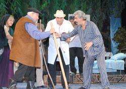 Sumqayıt Dövlət Dram Teatrında yeni tamaşa təhvil verildi