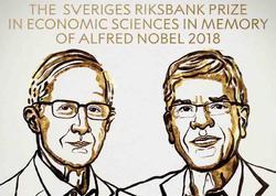 İqtisadiyyata görə Nobel təbiət üçün verildi - FOTO