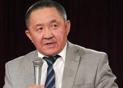 Qırğızıstanın naziri öldü