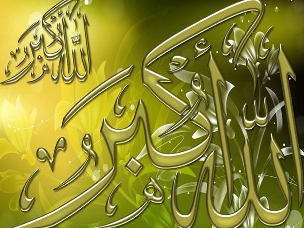 Niyə dünyada olan bütün varlıqlar, Böyük Allahın kəlmələridir?
