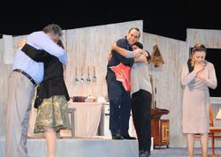 YAP Sumqayıt təşkilatı Sumqayıt Dövlət Dram Teatrında