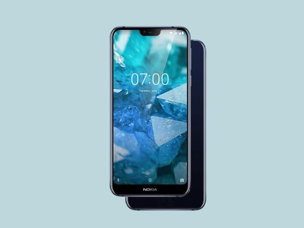 Nokia 7.1 modelini təqdim etdi