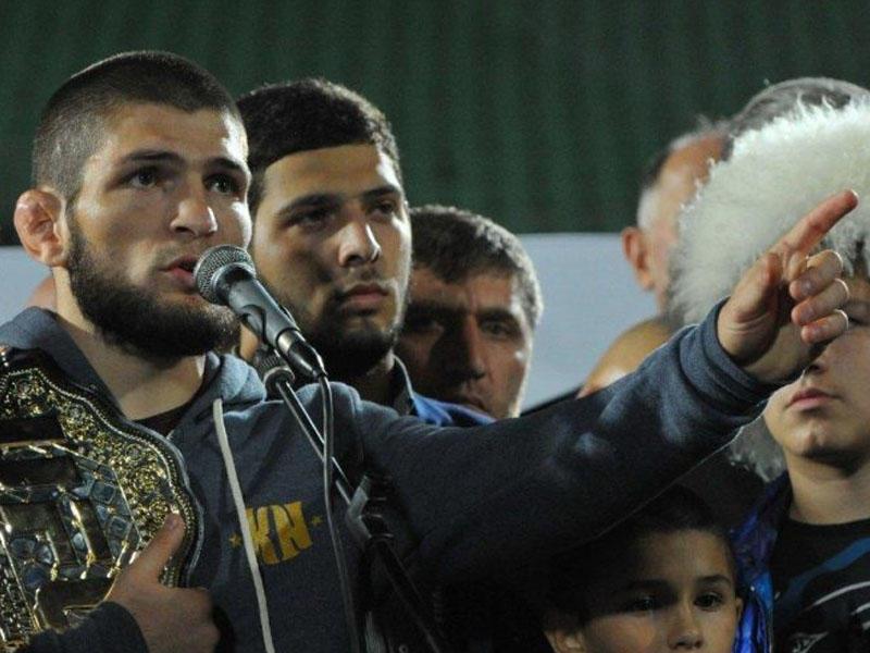 Nurməhəmmədov UFC prezidentini hədələdi -