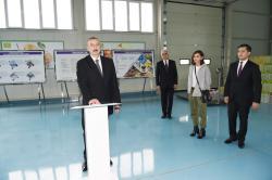 Prezident İlham Əliyev və birinci xanım Mehriban Əliyeva Quba rayonuna səfər ediblər - YENİLƏNİB - FOTO