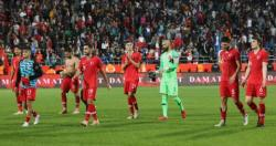 Türkiyə Bosniya - Herseqovina matçında sülh - VİDEO - FOTO