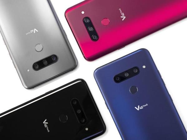 LG şirkəti 7 kameraya sahib smartfonun patentini alıb