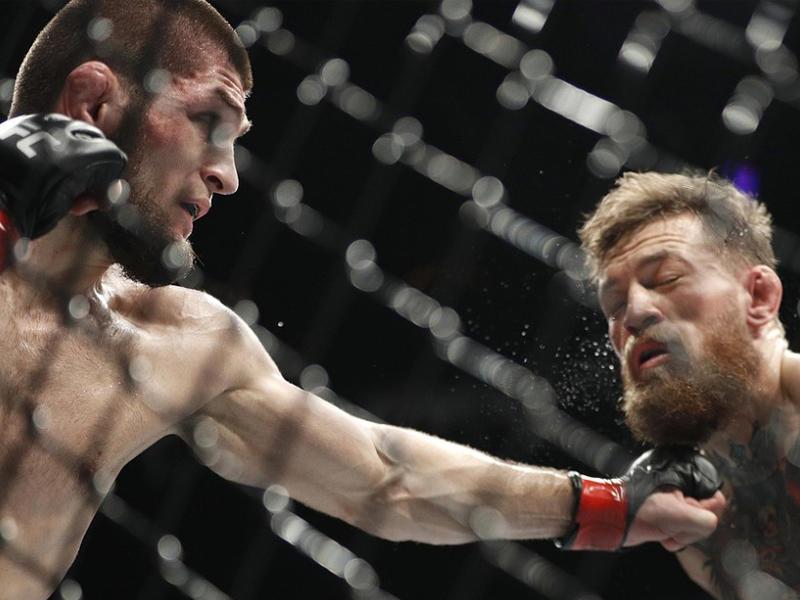 Həbib və Konor arasındakı qarşılaşmada UFC tarixində yeni rekord