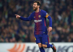 Messi La Liqada daha bir rekorda imza atdı
