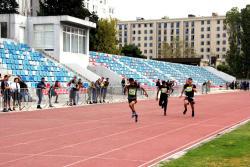 Azərbaycan Ordusunda yüngül atletika üzrə yarışlar keçirilib - FOTO