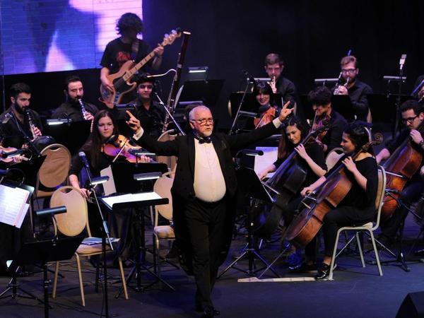 Bakıda İqor Ponomarenkonun orkestrinin konserti olub - FOTO