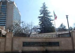 """İranın səfirlik binasında bomba həyəcanı - <span class=""""color_red"""">Tehran küçəsi bağlandı</span>"""