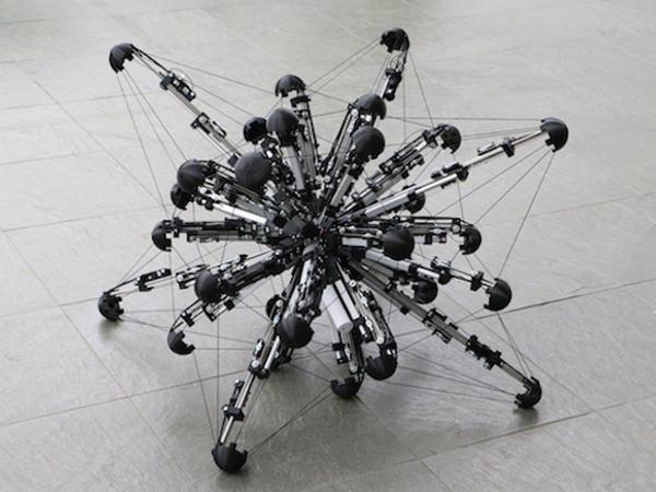 32-ayaqlı robot - Mochibot