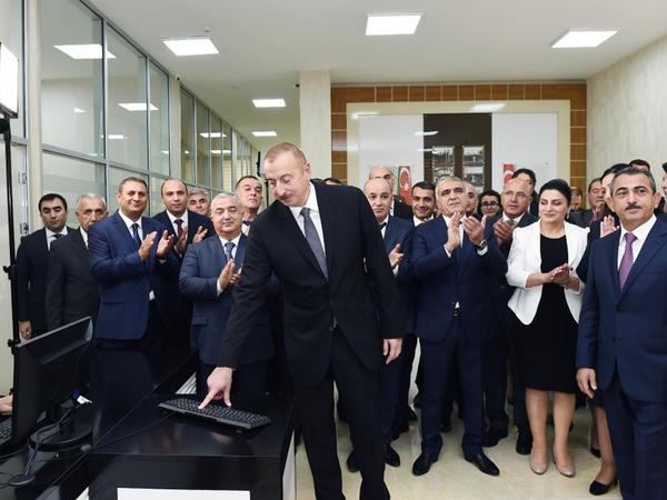 Prezident İlham Əliyev Astara və Lerik rayonlarına səfər edib - YENİLƏNİB - FOTO